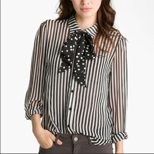 Bellatrix blouse from Nordstrom